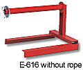 Ensley E-616 without rope