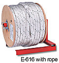 Ensley E-616 with rope