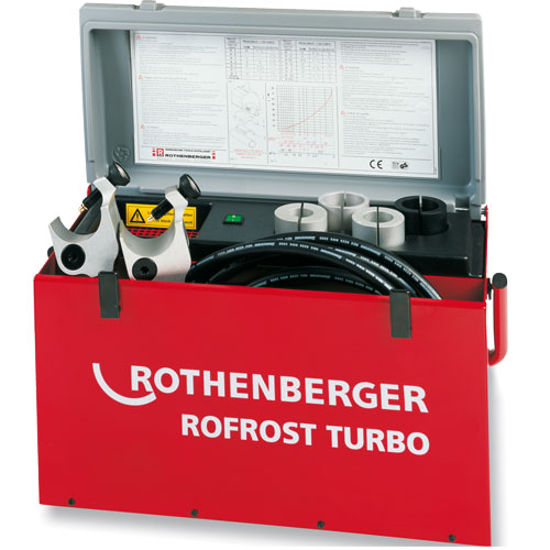 ROFROST Turbo Pipe Freezing Kit